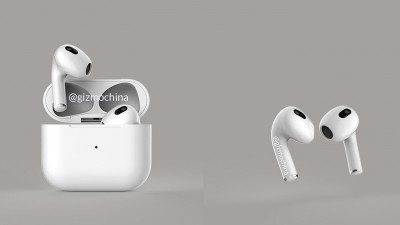 내달 양산 들어가는 애플 '에어팟3'...가격은?