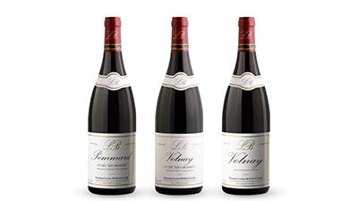하이트진로, 130년 전통 프랑스 부르고뉴 와인 '루시앙 부아요' 3종 출시