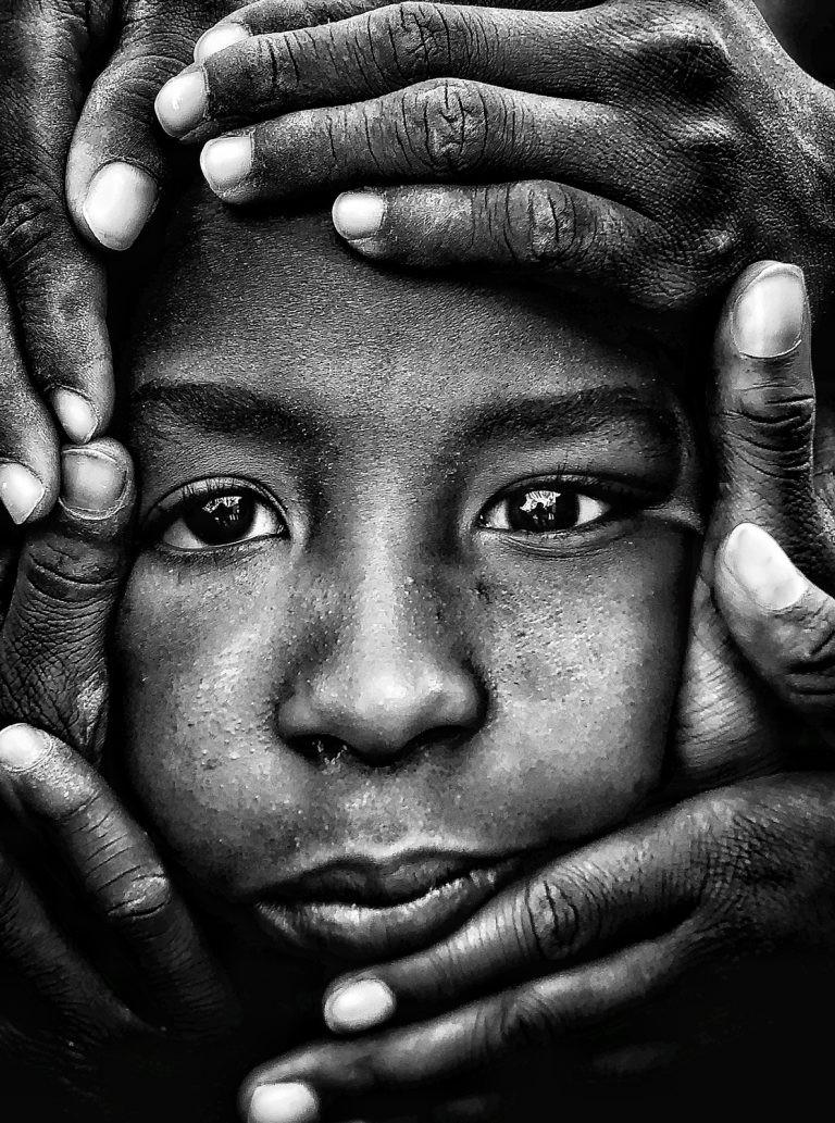 올해의 인물 사진(3등상) – 영혼에 닿다, iPhone 8 © Quim Fabregas – IPPAWARDS