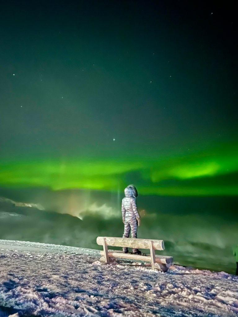 올해의 여행 사진(1등상) - 오로라의 마법, iPhone 12 Pro Max © Tatiana Merzlyakova – IPPAWARDS