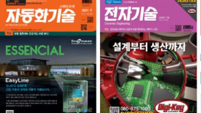 스마트 미디어 그룹 첨단, 월간 매거진 소개