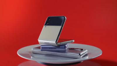 '갤럭시 언팩 2021'...베일 벗은 삼성 폴더블폰