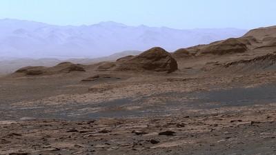 착륙 9주년 NASA 로버가 보내온 화성 생명체 흔적은?