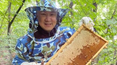구자은 LS엠트론 회장의 '꿀벌 살리기'