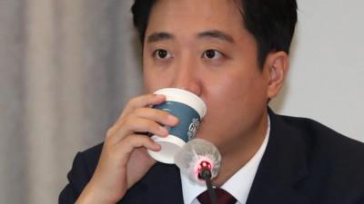 이준석, 윤석열 고발 사주 의혹 관련 '대선검증단' 시사