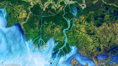 NASA 위성이 찍은 아름다운 지구 사진 1위는?