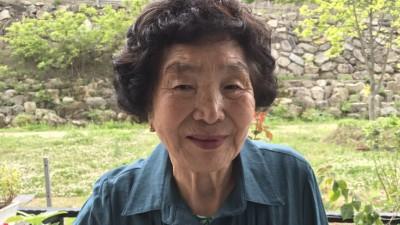 김밥 장사로 평생 모은 전재산 기부 박춘자 할머니 \'LG의인상\'