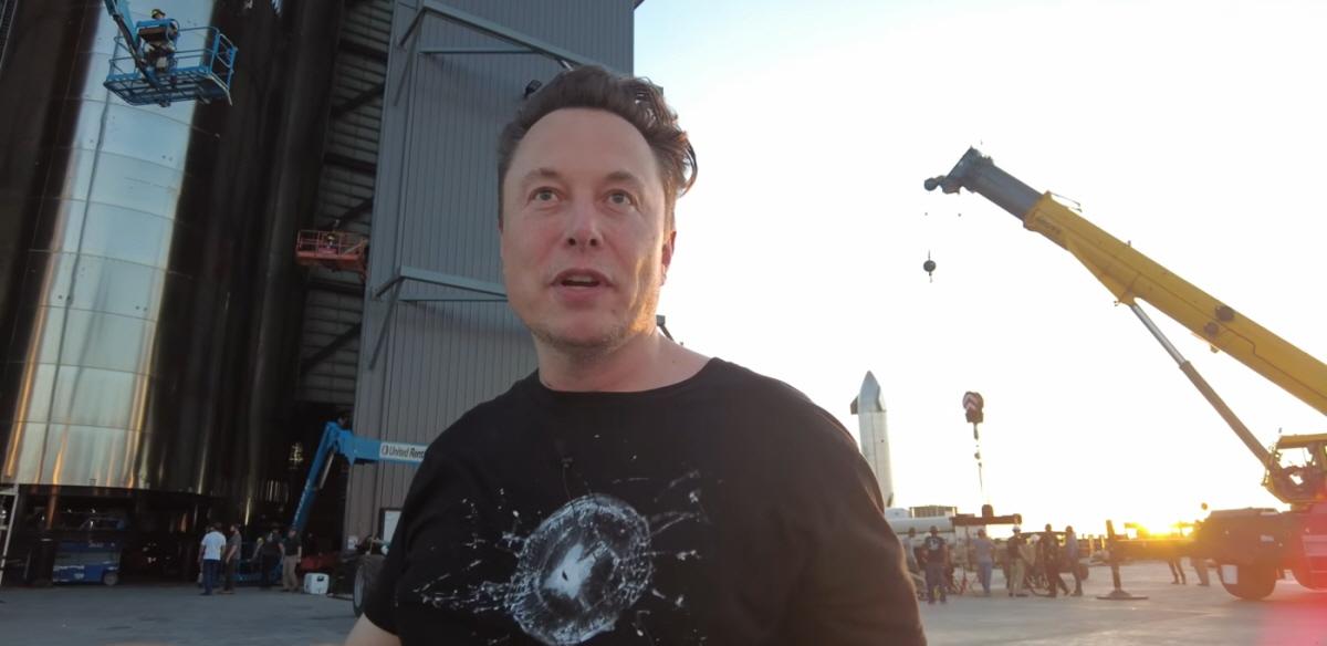 일론 머스크 테슬라 및 스페이스X 최고경영자(CEO). 사진=Everyday Astronaut 유튜브