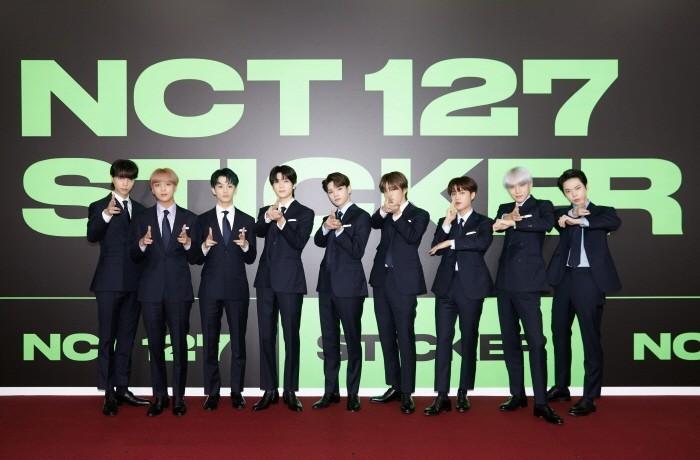 NCT 127. (사진=SM엔터테인먼트 제공)