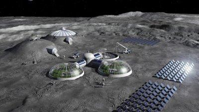 """""""달을 요리하면!""""…ESA, 달 토양으로 물·산소 얻었다"""