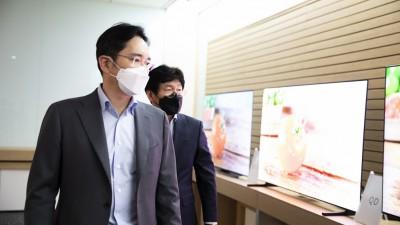 삼성D, 차세대 패널 'QD디스플레이' 11월 양산