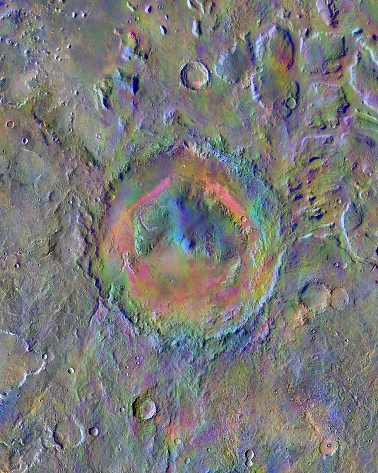 사진=NASA/JPL-Caltech/Arizona State University