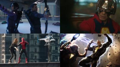 마블 vs DC… 공개 앞둔 작품 관전 포인트는?