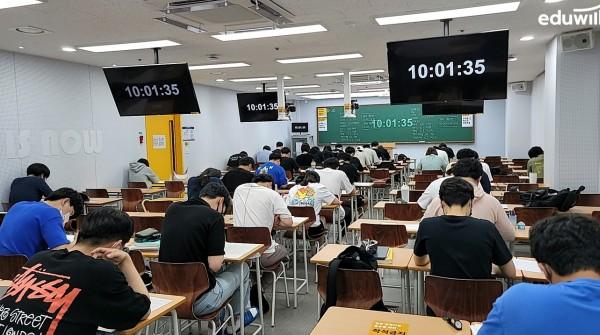 독한 에듀윌 경찰학원, 제1회 합격예측 모의고사 16일 실시