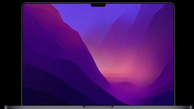 애플, 신형 맥북프로에 '노치' 디스플레이 적용?