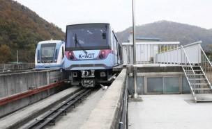 무선으로 전력 받는 경전철 나온다...철도연 무선급전 경전철 개발