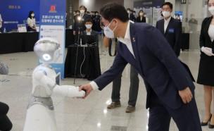 사람처럼 감정 표현하는 '소셜로봇'
