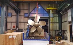 3D 프린팅으로 군함용 프로펠러 만든다