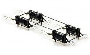 곤충 모양 초소형 드론 개발