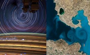 우주에서 본 최고의 지구 풍경...