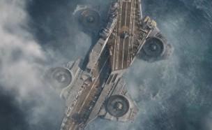 """""""어벤져스 퀸젯이 현실로?"""" 英 해군, 미래 함선 공개"""