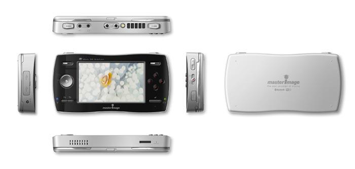 케이디씨정보통신, 3D 휴대 단말기 시장 진출