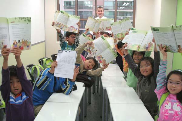 IT접목 어린이 영어교육 `붐`