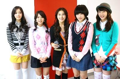 [뮤직클럽]카라, 단숨에 2위 소녀시대 `Gee` 누를까