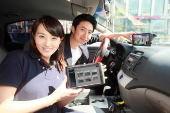 KT, 3G 이용 3D 내비게이션 내놨다
