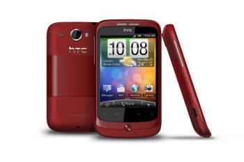 HTC가 3분기중 국내 출시예정인 스마트폰 레전드와 와일드파이어.