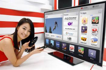 LG전자, KBS와 스마트TV 협력 수위 높인다