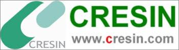 크레진 로고