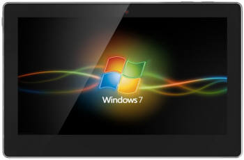 오코스모스, 윈도7 장착 태블릿PC 출시