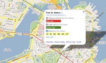 구글맵, 실시간 교통정보까지 담는다…정류소 아이콘 클릭하면 버스 도착 시간 제공