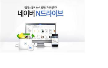 양대 포털 클라우드 서비스 이용자, 1000만 돌파