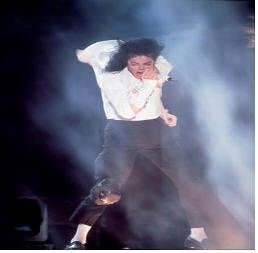 마이클잭슨 콘서트 장면