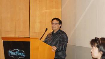 웹젠을 상대로 법적 대응에 들어간 레드5 스튜디오 마크 컨 대표