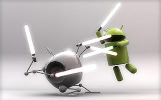 구글 안드로이드 앱 다운로드 60억건 돌파