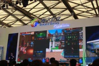 """[차이나조이] 여기는 중국 게임 전시회 """"3D 게임 맹활약"""""""