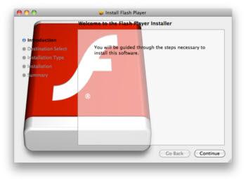 맥 OS X 10.7(라이온) 사용자를 겨냥해 어도비 플래시 플레이어 인스톨러로 위장한 트로이목마. 룩&필이 똑같아 주의가 요구된다. 반드시 어도비 공식 웹사이트에서만 다운로드해야 한다.