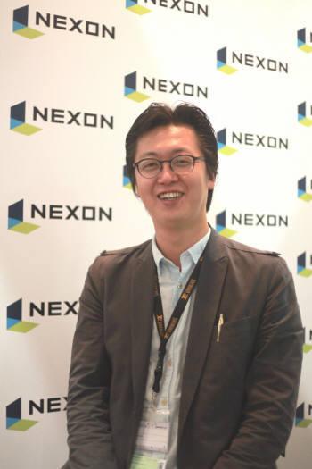 김성진 넥슨유럽 대표