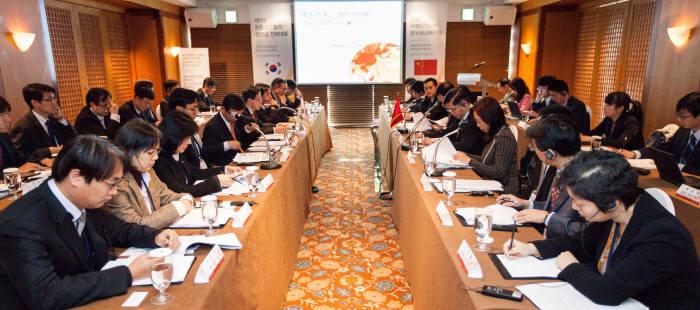 한·중, 5G 등 ICT 협력 시동