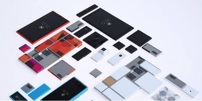 구글이 공개한 모듈 스마트폰 프로젝트 `아라` 이미지