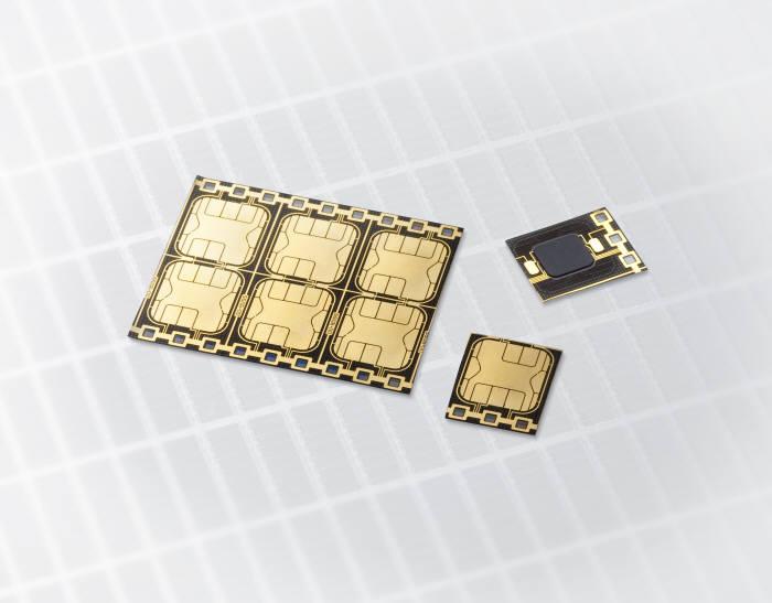삼성전자, 중국 금융 IC 인증 획득...시장 공략 속도낸다