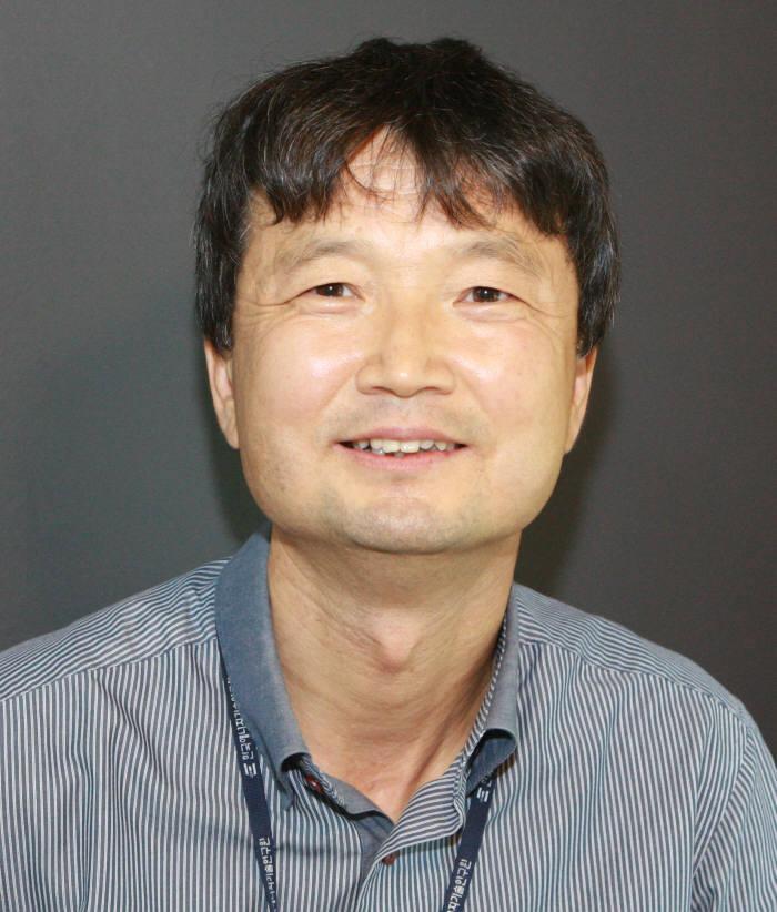 [대한민국과학자]김홍수 한국에너지기술연구원 에너지소재연구실 책임연구원