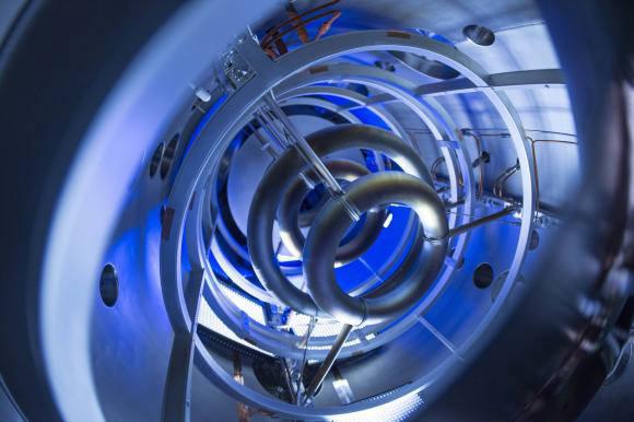 록히드마틴이 개발한 소형 핵융합발전 반응기