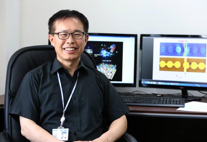 김철기 DGIST 신물질과학전공 교수