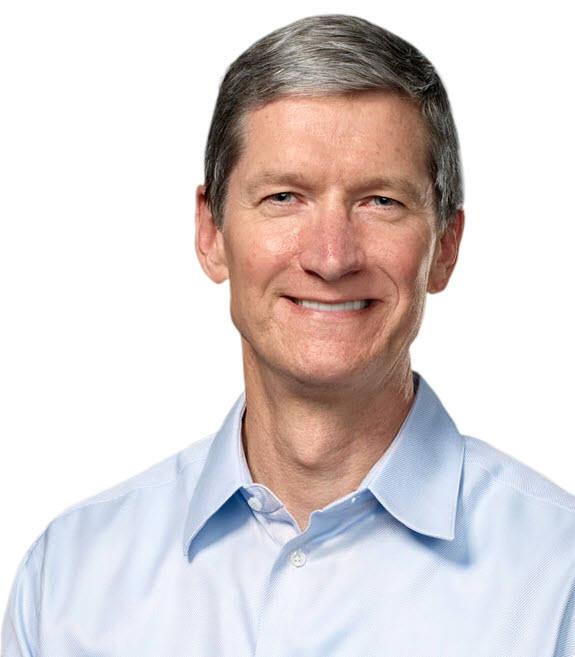 [2014 올해의 인물]팀 쿡 애플 최고경영자(CEO)
