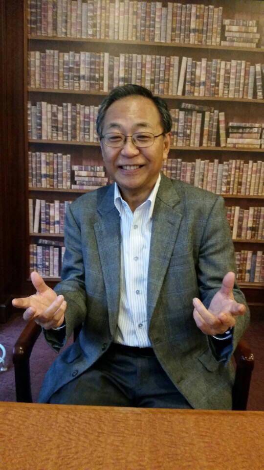 히로시 요코쯔까 일본정보서비스산업협회 부회장
