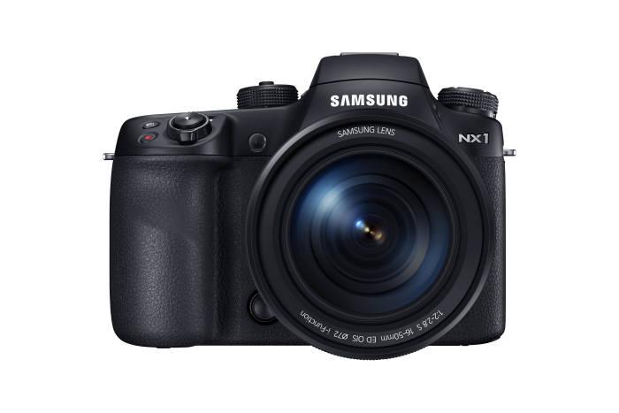 삼성전자 미러리스 카메라 NX1 <삼성전자 제공>